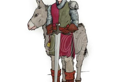 Illustration Le Garde