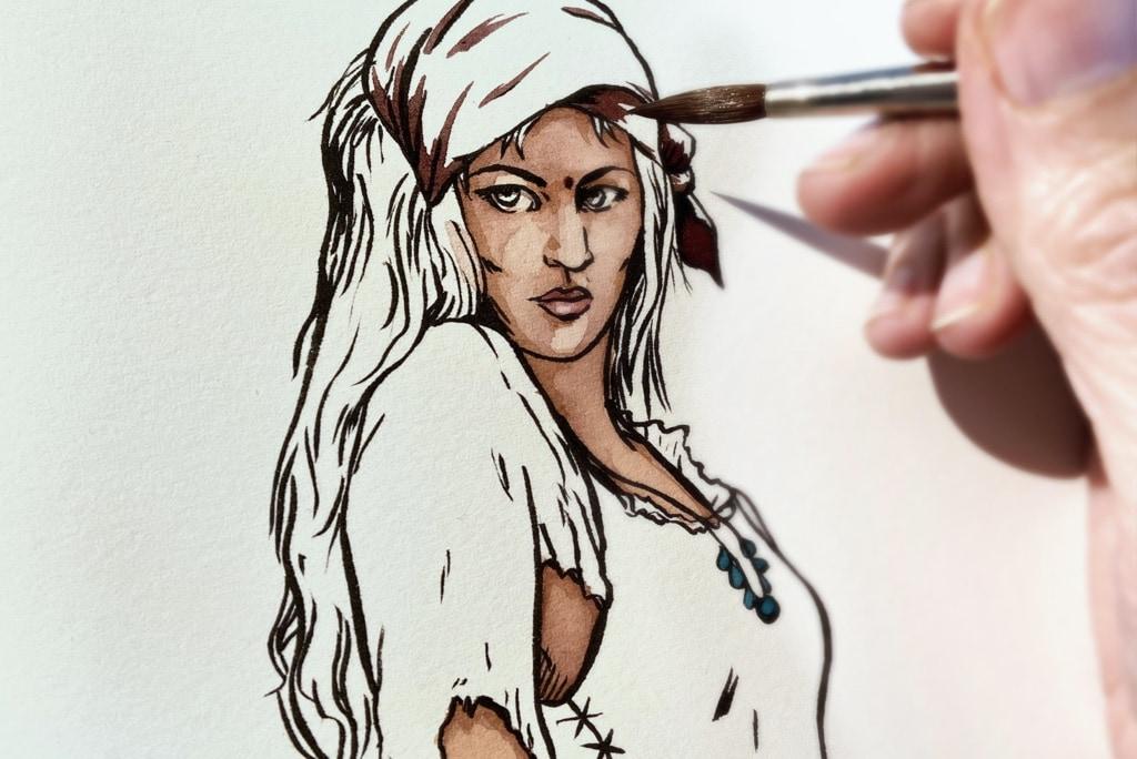 Illustration Hyogen